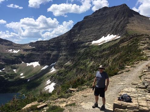 Extreme Hiking after Cartilage Transplant