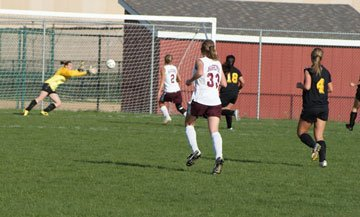 All-Conference High School Soccer Player Returns to the Game
