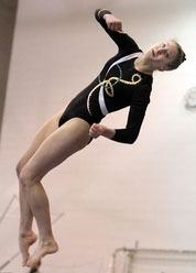 Elite Gymnast Wins Regional Title After Having her Ulnar Collateral Ligament Reconstructed by Dr. Cole