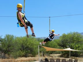Zipping Back to an Active Life after Shoulder Surgery