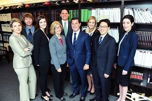 2014-2015 Cartilage Restoration Center Basic Science and Clinical Research Team