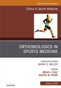 Orthobiologics in Sports Medicine (2019)